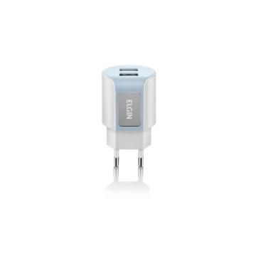 Carregador USB de Tomada 2 Saídas USB