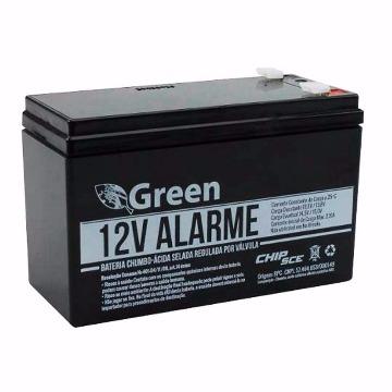 Bateria Selada de Alarme Green Chumbo Ácido Selada 12V-7ah