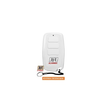 Controle Remoto JFL TX-FIT Digital 433,92-mhz Branco