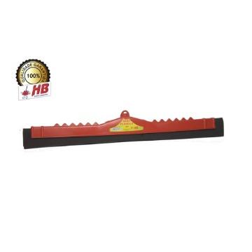 Rodo de Plástico HB Reforçado Rosca Universal 60-cm Sem Cabo 12 Unidades