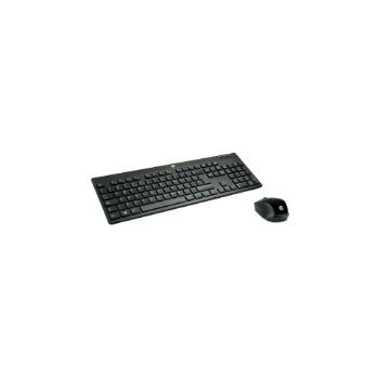 Teclado e Mouse óptico HP Sem Fio C-2500 2.4-ghz