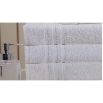 Toalha de Banho Venesa Classic Proftel Hotelaria Branco Felpa 100% Algodão 70x140-cm 6 Unidades