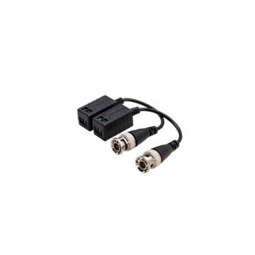 Balun Conversor Intelbras CFTV Xbp-400 HD Passivo Até 400 Metros