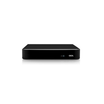 Gravador Digital DVR Giga GS-0083 08 Lite Canais 720p Saida BNC