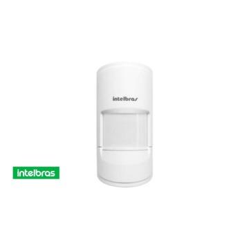 Sensor de Movimento Intelbras  IVP-5001 Pet 20-kg Para Alarme Com Infravermelho