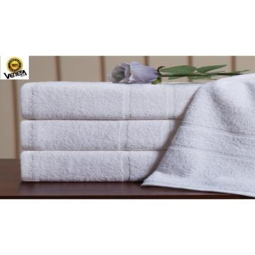 Toalha de Banho Safira Venesa Branco 100% Algodão 75x135-cm 6 Unidades