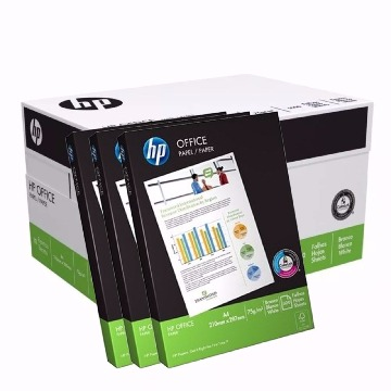 Papel HP Office A4 75g 500 Folhas