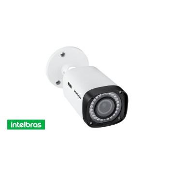 Câmera Bullet Intelbras 3140-B VHD Multi-HD G4 Lente Varifocal 2.7 a 12-mm 40 Metros
