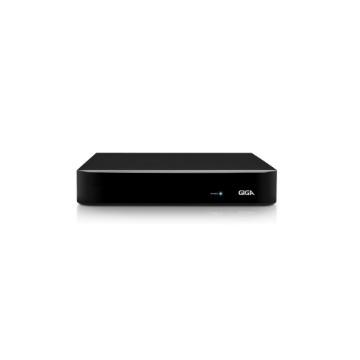 Gravador Digital DVR Giga gs-0082 Lite 04 Canais 720p Saida BNC