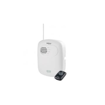 Central de Alarme Intelbras ANM-2008-mf Controle Remoto + Discadora Não Monitorável