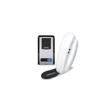 Interfone Residencial HDL F8-SNTL e AZ2 Com Abertura de Fechadura Elétrica