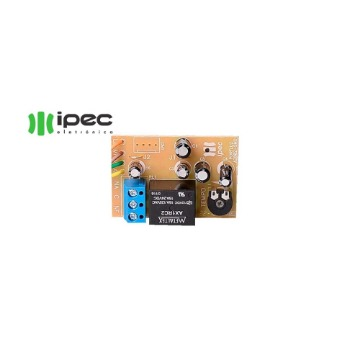 Temporizador Portluz Ipec Universal de Portão Automático A2802-6