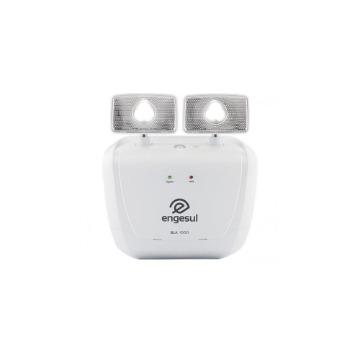 Luminária de Emergência Engesul Autônoma BLA-1000 Com Bateria