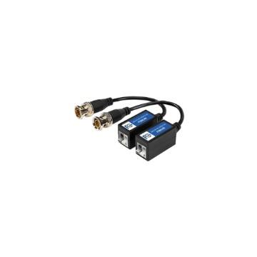 Balun Conversor FC HD Para CFTV Passivo Até 400 Metros
