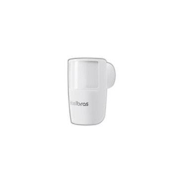 Sensor de Movimento Intelbras Wifi IC-7S IS7 de Alarme Wireless