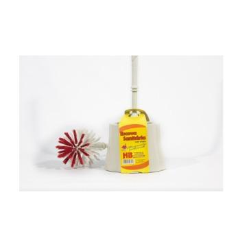 Escova Sanitaria HB Limpeza Geral Com Estojo Plastico 12 Unidades