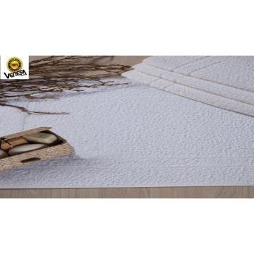 Toalha de Piso Safira Venesa Branco 100% Algodão 50x80-cm 6 Unidades