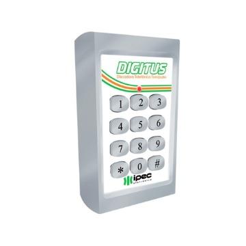 Discadora Telefonica de Alarme Ipec Digitus 6 Memorias Analogica e Digital