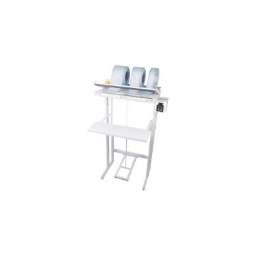 Seladora Seal Pedal Digital Plus Agir Para Papel Grau Cirúrgico e Plastico 42-cm Controle de Temperatura e Guilhotina de Corte