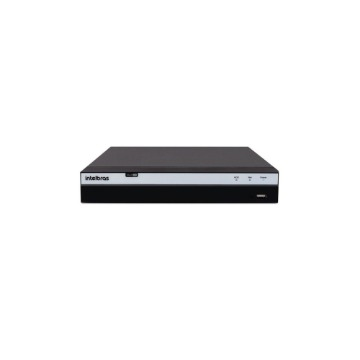 Gravador Digital de Cameras Intelbras MHDX 3108 Multi HD Full hd 08 Canais