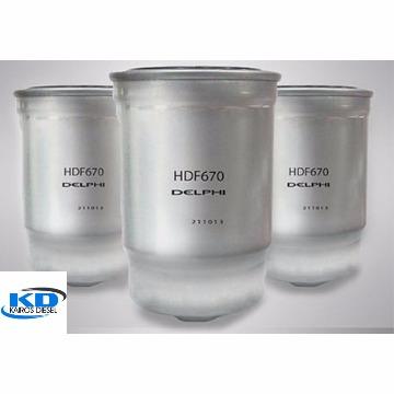 Filtro Combustível - HR - Euro V