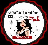 Madame Pink Tattoo