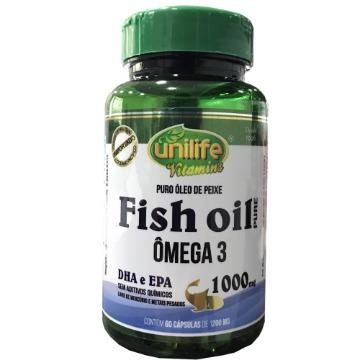 OLEO DE PEIXE  FISH OIL 1000mg 120 CAPS