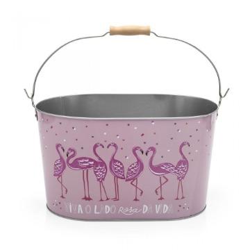 Balde de Gelo Flamingos