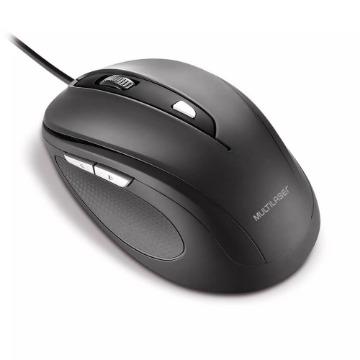 Mouse Confort 6 Botões 1600DPI