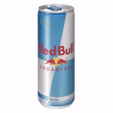 Energético Red Bull Sugar Free