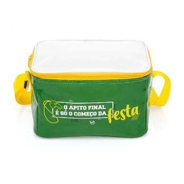 Bolsa Térmica Cooler Futebol