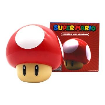 Luminária Mini Mushroom