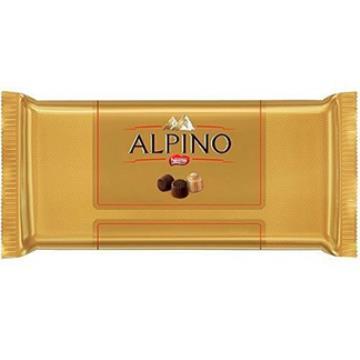 Chocolate Nestlé Alpino 13GR