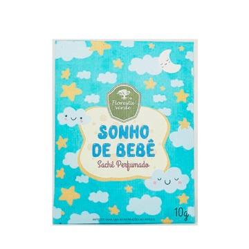 Sachê Perfumado - Aroma Sonho de Bebê 10GR