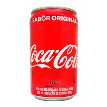 Refrigerante Coca-Cola Sleek 220ML
