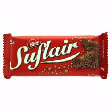 Chocolate Nestlé Suflair 50GR