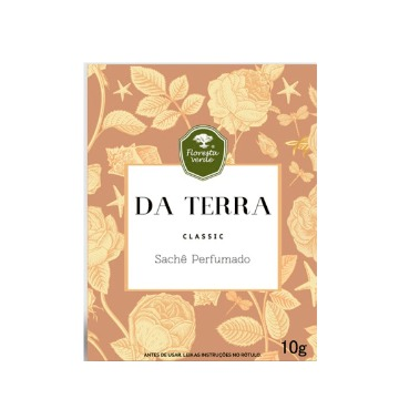 Sachê Perfumado - Aroma Da Terra 10GR