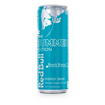 Red Bull Summer Beach Breeze