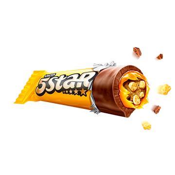 Chocolate Lacta 5Star 40GR
