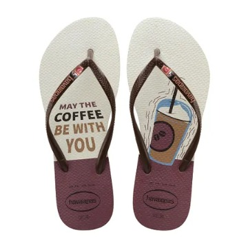 Havaianas Fem Slim Cool - May the Force Be With You