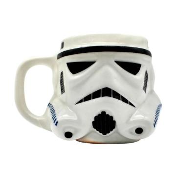 Caneca Formato 3D - Stormtrooper