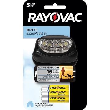 Lanterna LED de Punho - Rayovac