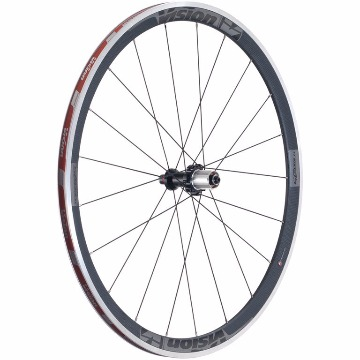 Par Roda Trimax 35 Carbono Clincher Gray