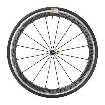 Roda Mavic Cosmic Pro Carbono - Clincher 25