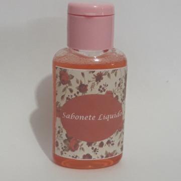 Sabonete Liquido com 30 ml