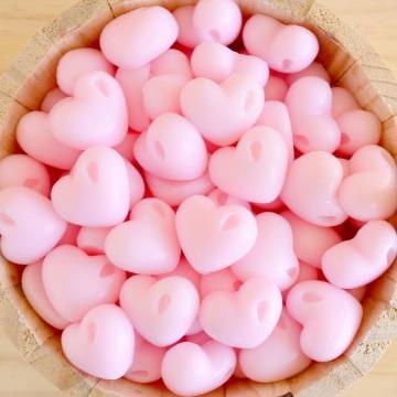 Sabonete de mini coração