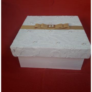 Caixa decorado com