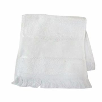 Toalha de Rosto - Branca