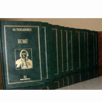 Coleção Os Pensadores - 36 volumes