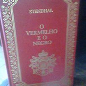 O Vermelho e o Negro - Stendhal